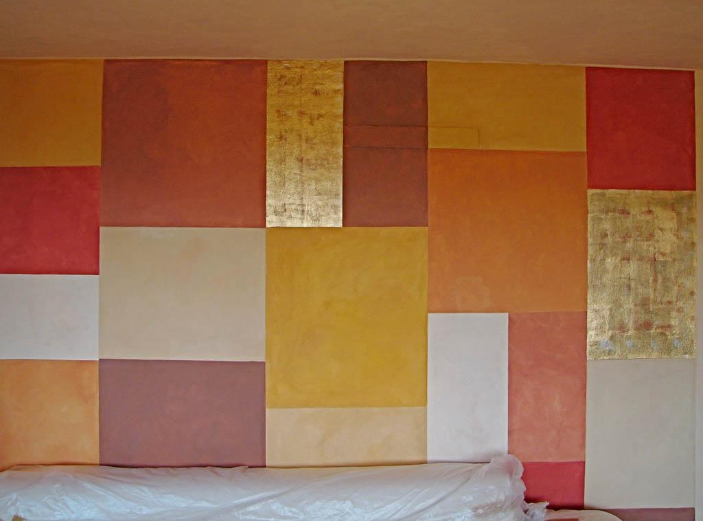 Dettaglio decorazione pittorica di interni bologna for Blog decorazione interni
