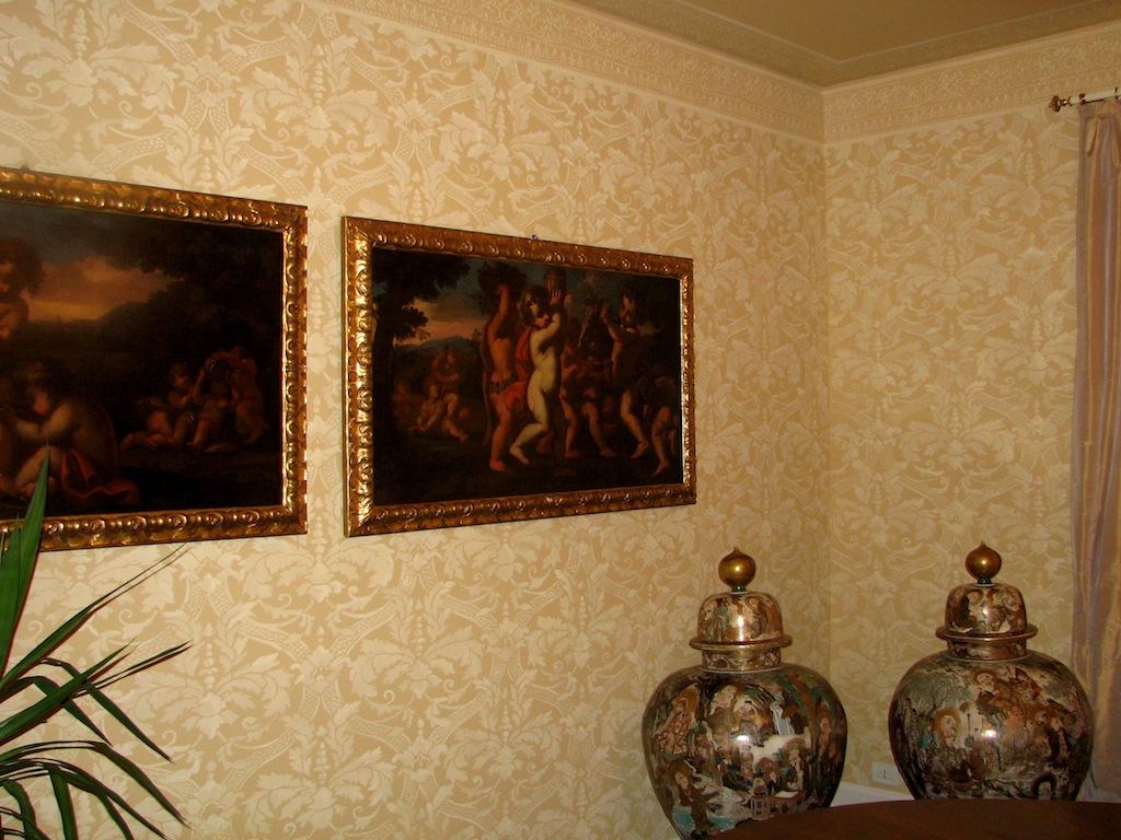Damasco veneziano decorazione pittorica di interni for Blog decorazione interni