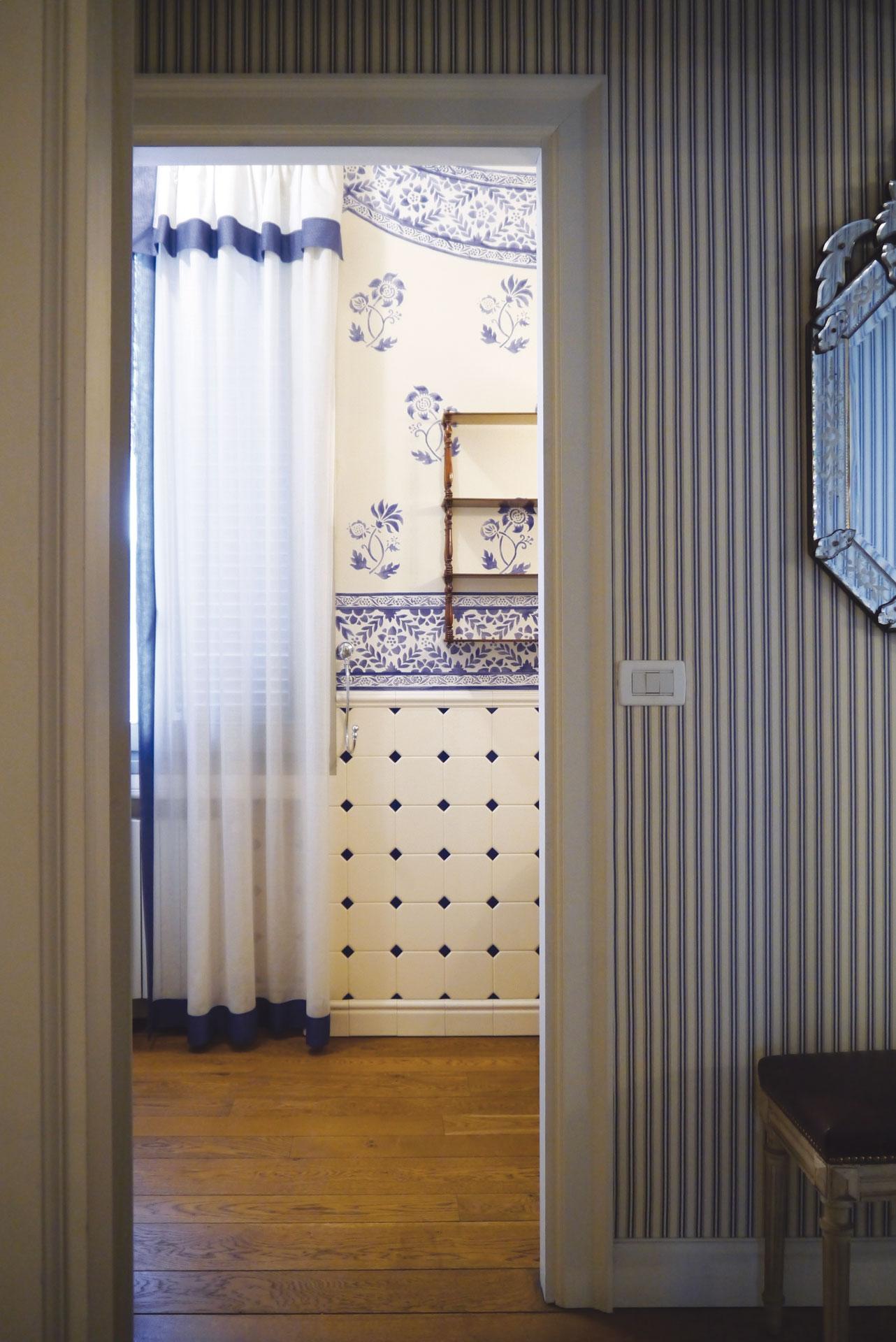 Bagni ricamati decorazione pittorica di interni bologna - Blog decorazione interni ...
