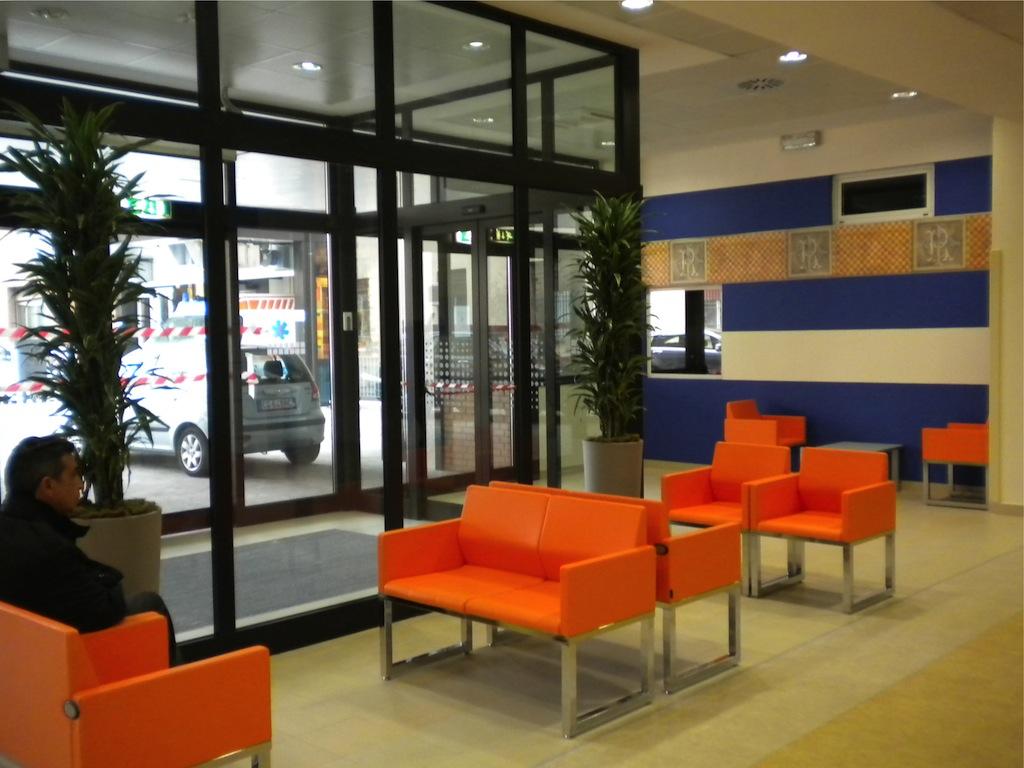 Istituto ortopedico rizzoli ingresso decorazione for Blog decorazione interni