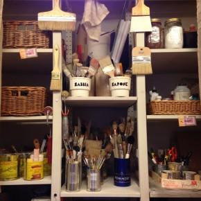 Bottega archives decorazione pittorica di interni for Blog decorazione interni