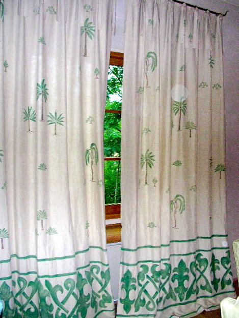Tenda sala da pranzo decorazione pittorica di interni for Blog decorazione interni